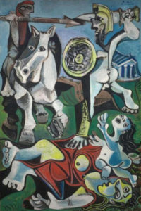 Picasso: Rape of the Sabine Women - Museum of Fine Arts Boston