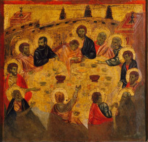 "Cimabue ""The Last Supper"""